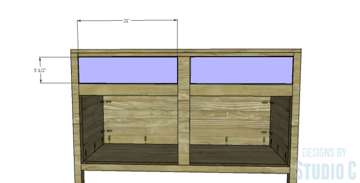 DIY Plans to Build a Trinity Cabinet_Drawer Fronts