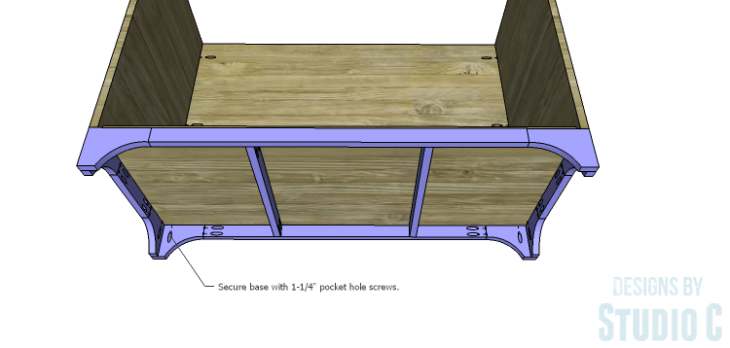 DIY Plans to Build a Greek Key Chest_Base 2