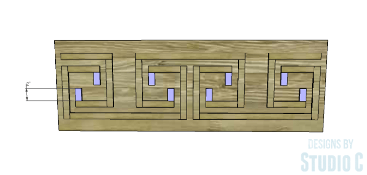 DIY Plans to Build a Greek Key Chest_Drawer Key 3