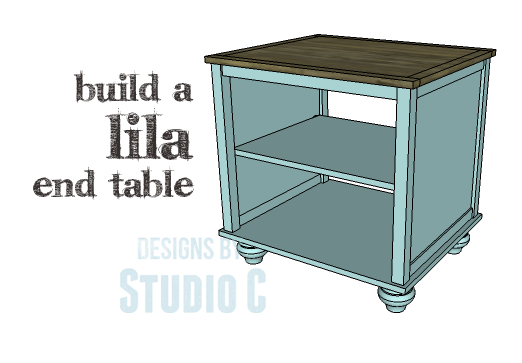 DIY Plans to Build a Lila End Table_Copy