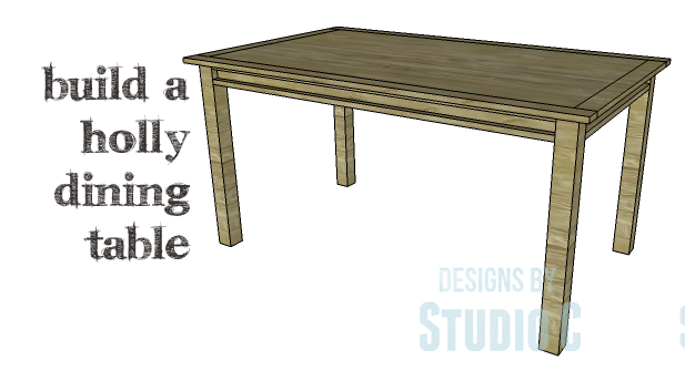 DIY Plans to Build a Holly Dining Table_Copy