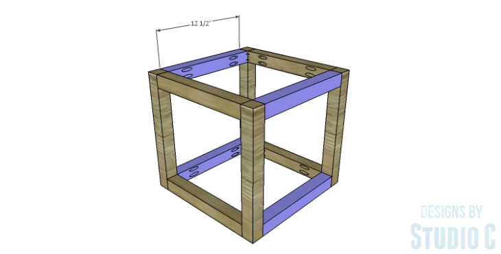 DIY Plans to Build a Tray Side Table_Ends