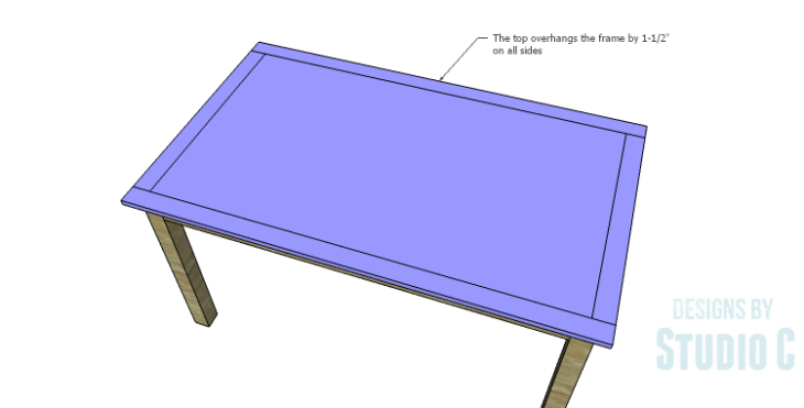 DIY Plans to Build a Holly Dining Table_Top 2
