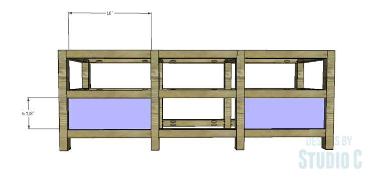 DIY Plans to Build a Delvigne Media Cabinet_Back Panels