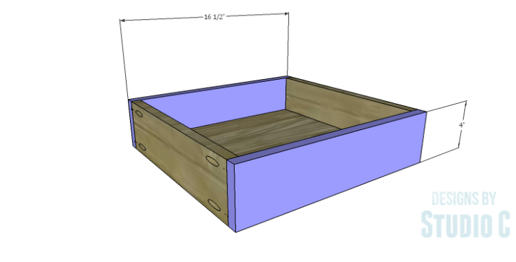 DIY Plans to Build a Doyle Cabinet_Outer Drawer FB