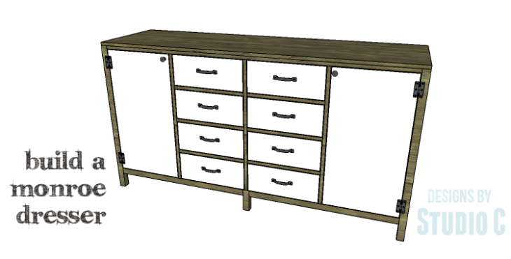DIY Plans to Build a Monroe Dresser_Copy 1