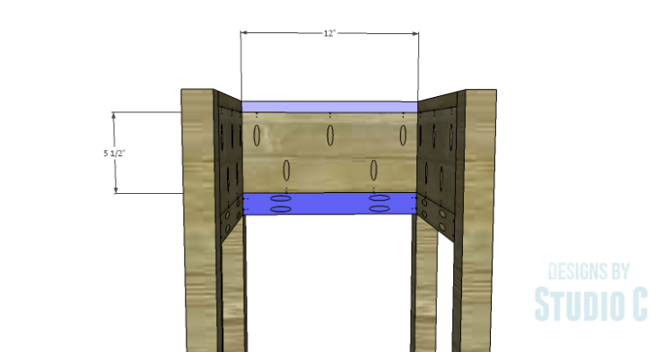 DIY Plans to Build a Nell End Table_Back