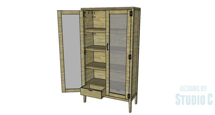 An Easy To Build Pantry With Tons Of Storage Designs By