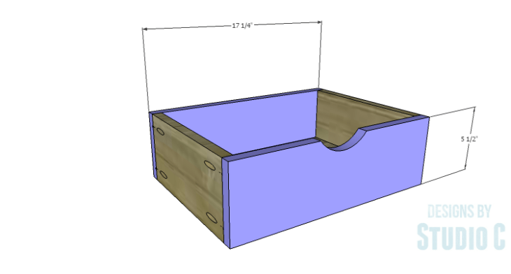 DIY Plans to Build a Scoville Pantry_Drawers 3