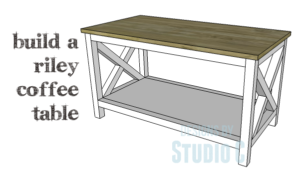 DIY Plans to Build a Riley Coffee Table_Copy