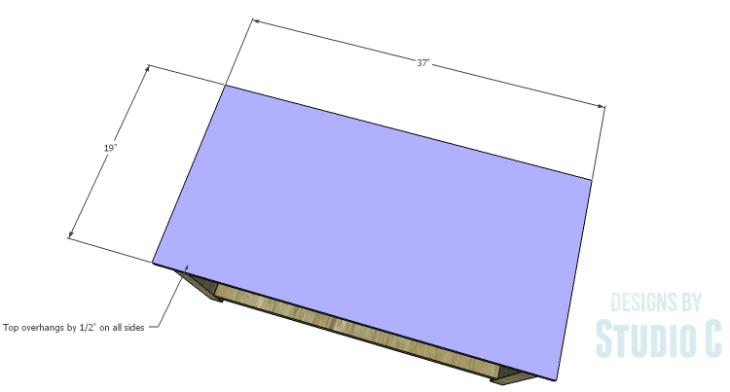 DIY Plans to Build a Riley Coffee Table_Top
