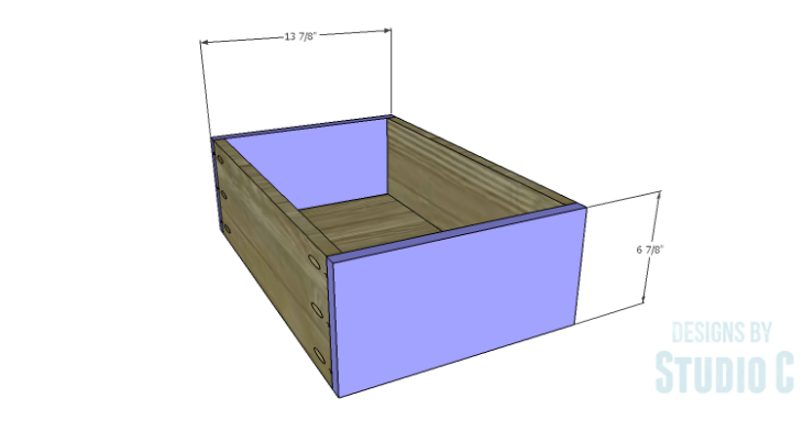 DIY Plans to Build an Eckhart Kitchen Island_Drawer FB