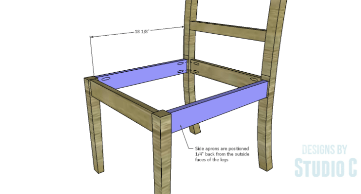 DIY Plans to Build an Anna Chair_Side Aprons