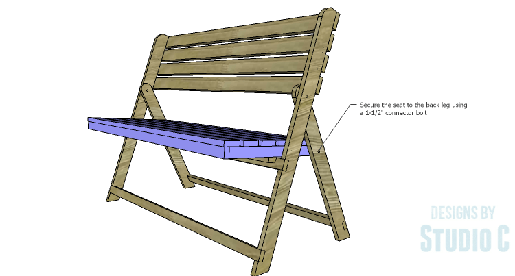 An Easy To Build Space Saving Bench Designs By Studio C