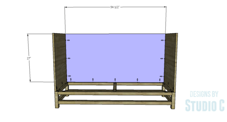 DIY Plans to Build a Sterling Dresser_Back