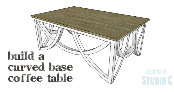 DIY Plans to Build a Curved Base Coffee Table_Copy