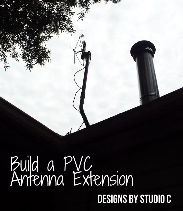 DIY Indoor/Outdoor TV Antenna Extension_Featured