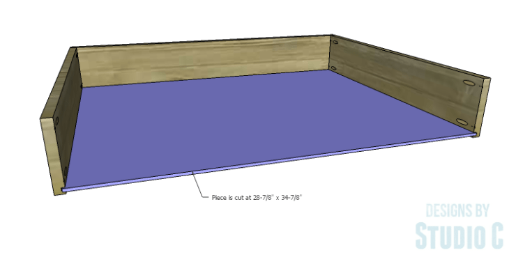 DIY Plans to Build Rolling Under-Bed Storage Boxes_Bottom