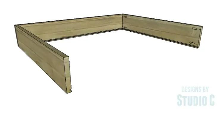 DIY Plans to Build Rolling Under-Bed Storage Boxes_Sides & Back 2