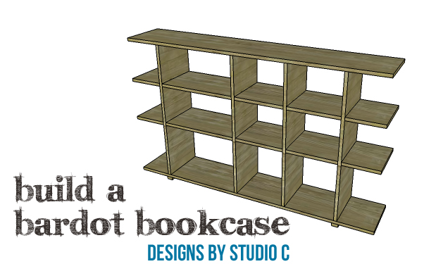 DIY Plans to Build a Bardot Bookcase_Copy
