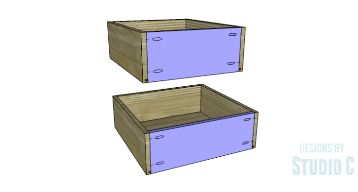 DIY Plans to Build a Mayweather Dresser_Drawer 4