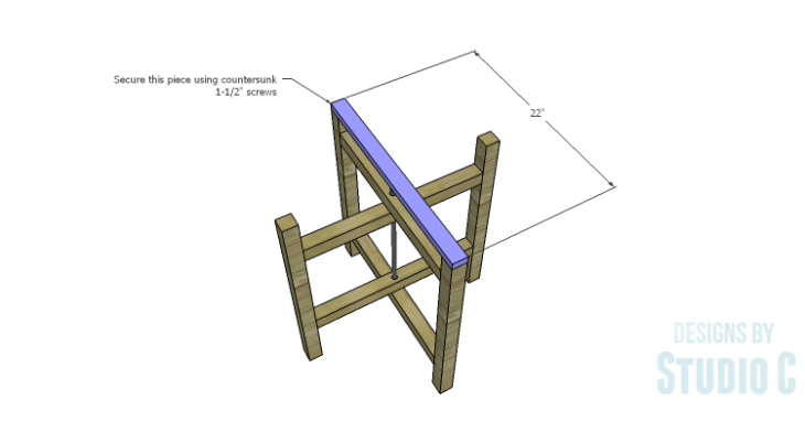 DIY Plans to Build a Cross-Leg End Table_TopSupports 1