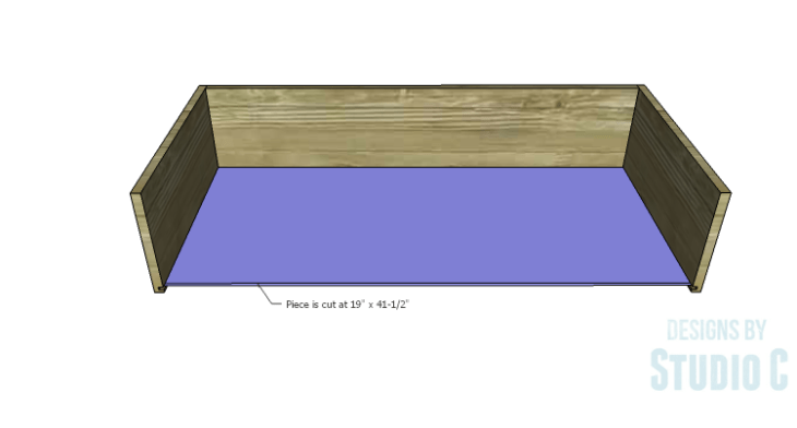DIY Plans to Build a Mayweather Tall Dresser_Drawer 3