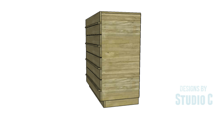 DIY Plans to Build a Mayweather Tall Dresser_Profile