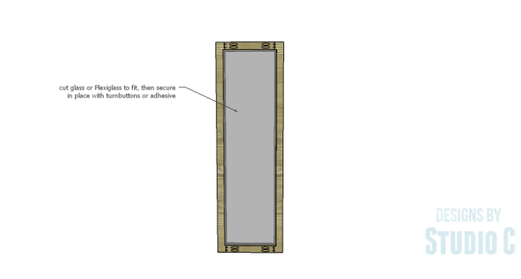 DIY Plans to Build a Coat Cabinet-Doors 2