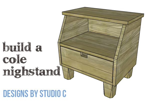 DIY Plans to Build a Cole Nightstand-Copy