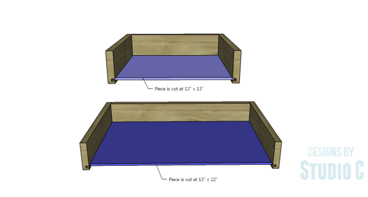 DIY Plans to Build a Brantley Desk-Outer Drawers 3