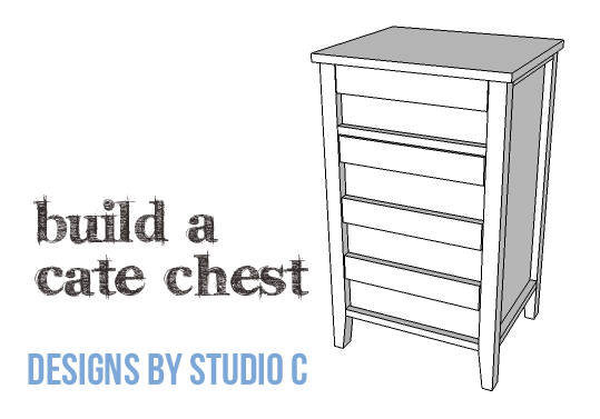 DIY Plans to Build a Cate Chest-Copy