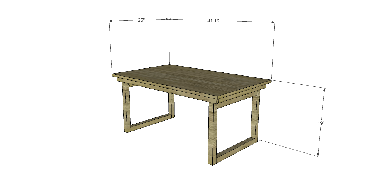 A super duper easy coffee table to build designs by studio c diy plans to build a fairhaven coffee table geotapseo Choice Image