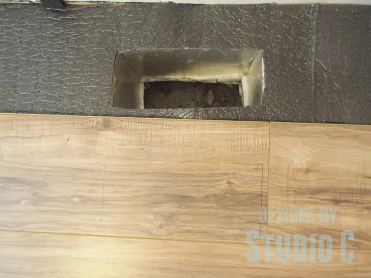 A Few Tips When Installing laminate Flooring - Vents