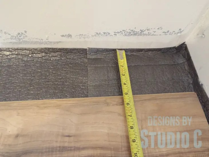 A Few Tips When Installing laminate Flooring - Last Row