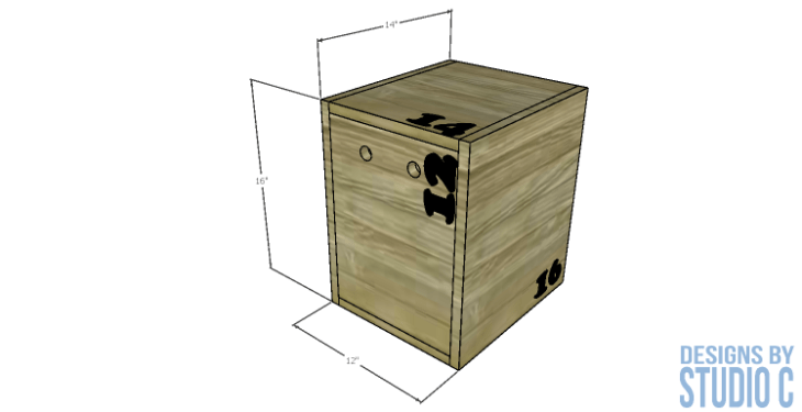 Diy Plans To Build A Plyo Box For Workouts