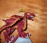 Pipe Cleaner Dragon | Designs By Torp