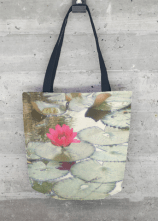 Water Lillies Tote