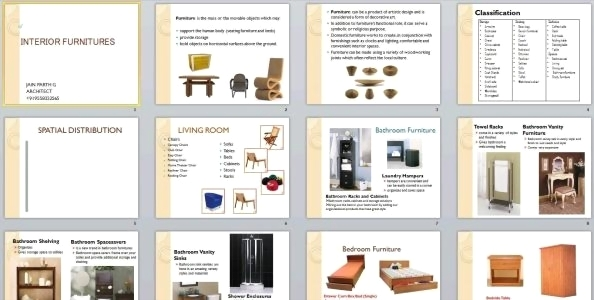 Types Of Furniture - Furniture Styles PPT PowerPoint ...