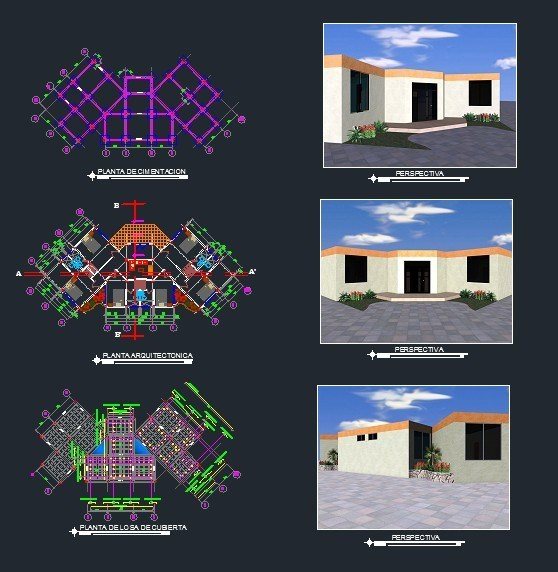 Restaurant Floor Plans 2D DWG Design Block for AutoCAD