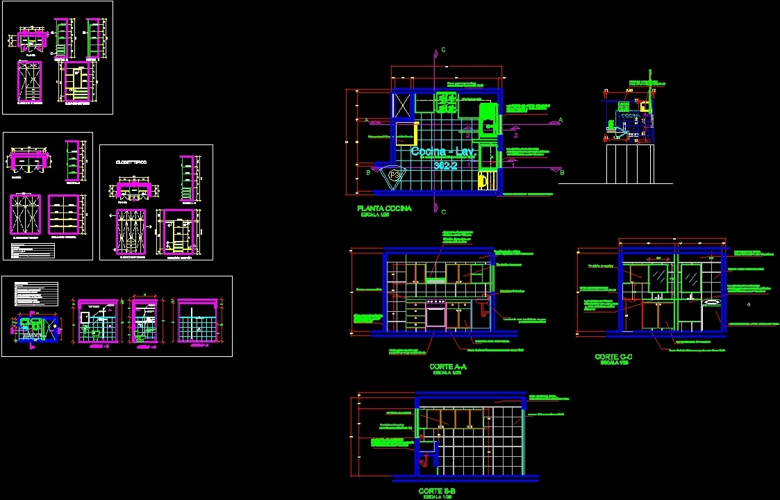 Technical Specifications Of Bath Room DWG Detail for