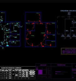 70 m2 house electrical plan dwg plan for autocad designs cad file type dwg [ 1123 x 794 Pixel ]