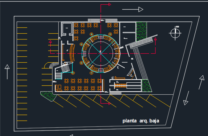 NightClub 2D DWG Design Block for AutoCAD  Designs CAD