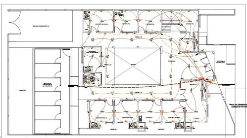 small resolution of 2d electrical plan wiring diagram centre 2d electrical plan
