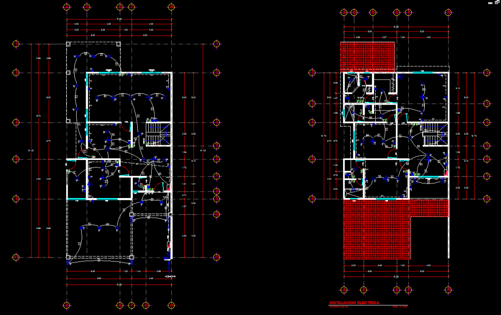 medium resolution of electrical substation dwg plan for autocad designs cad additional screenshots additional screenshots