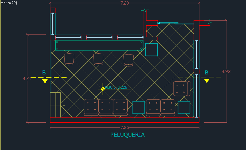 Luxurious Spa With Swimming Pool 2D DWG Design Plan for AutoCAD  Designs CAD
