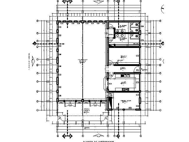 Community Room, Community Hall, Rural Multipurpose Room 2D