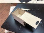 Laser Cut Plywood Box With Sliding Lid Free Vector