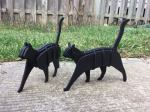 Laser Cut Cats 3mm MDF DXF File