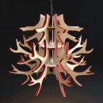 Roga Lamp Laser Cut Free Vector